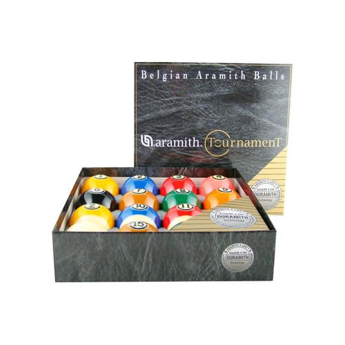 Tournament TV Pro Cup 2 1/4in Billiard Ball Set