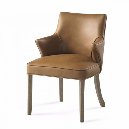 Otto Leather Game Chair
