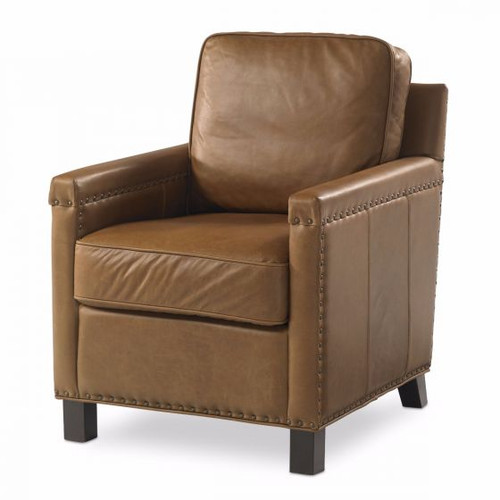 Tyler Leather Game Chair