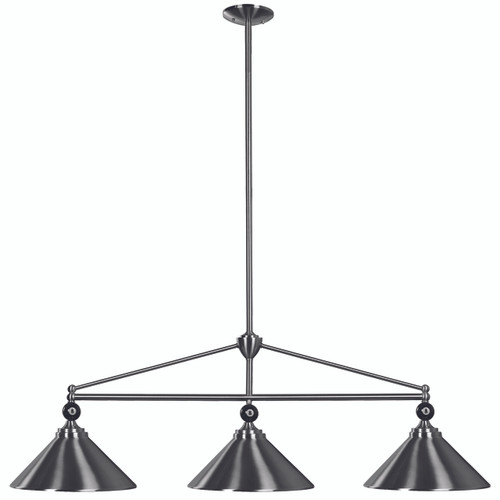 Sleek Billiard Light