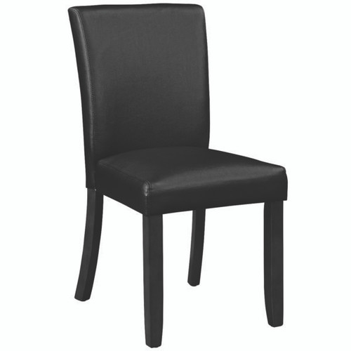 Black Game Chair