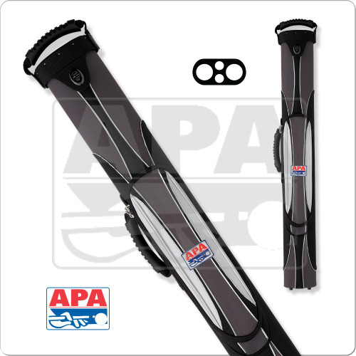 APA 2x2 Hard Cue Case