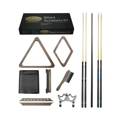 Desert Chestnut Gold Billiard Accessory Kit