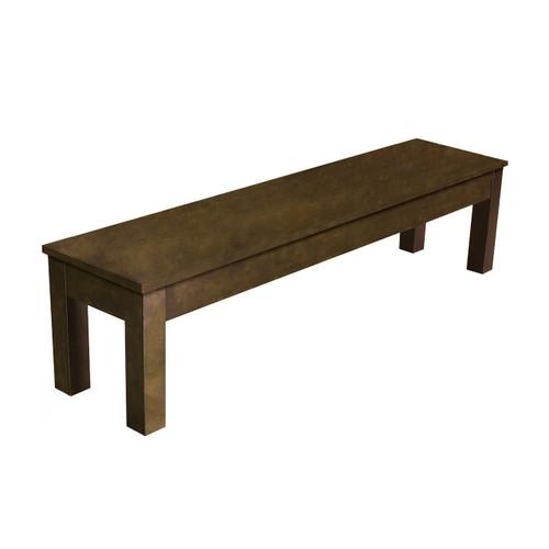 "Trillium 76"" Long Bench"