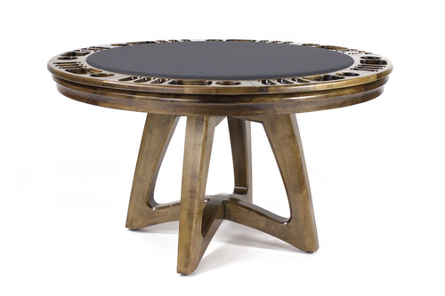 Palisades Reversible Top Game Table