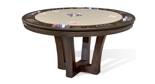City Reversible Top Game Table