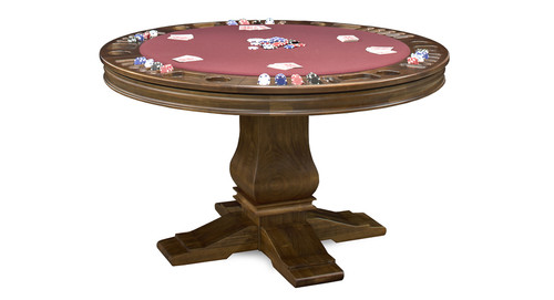 Hillsborough Reversible Top Game Table