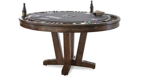 Petaluma Reversible Top Game Table
