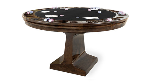 Bainbridge Reversible Top Game Table