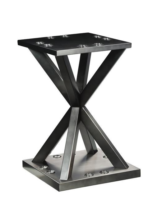 Steel Floor Rack