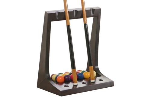 Standing Floor Cue Rack 2