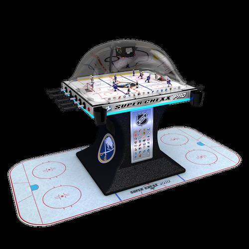 NHL® Licensed Super Chexx Pro®