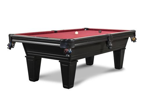 Milly 8' Slate Pool Table
