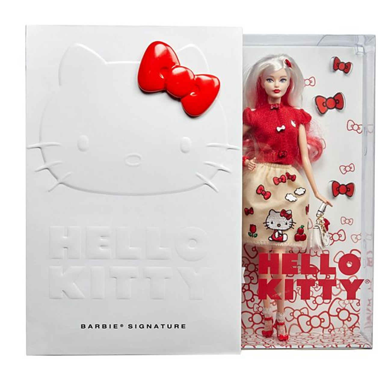 aaf0f511a Barbie® HELLO KITTY™ Sanrio 2017 Collector Tribute Set _NRFB - O ...