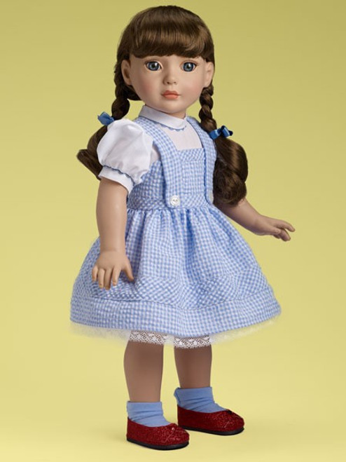 WIZARD OF OZ DOROTHY FASHION 18""