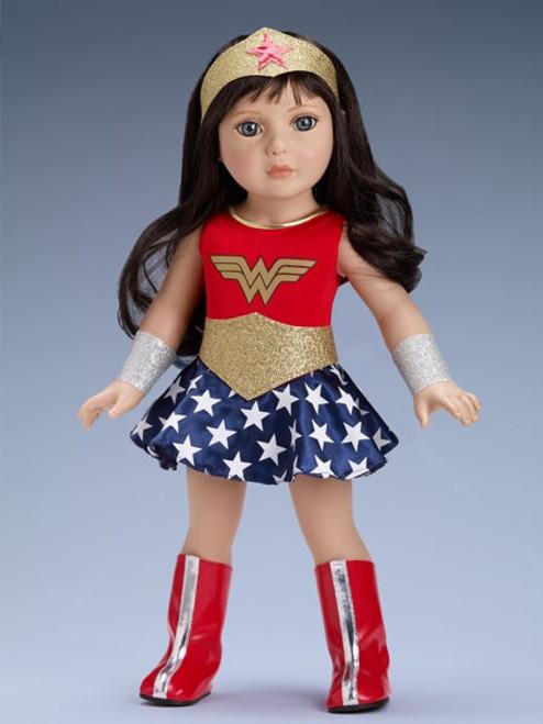 """DC WONDER WOMAN FASHION 18"""""""