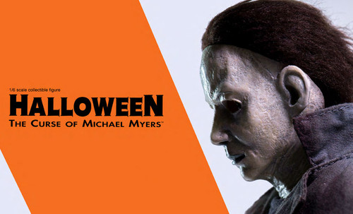 Halloween : The Curse of Michael Myers Sixth Scale Figure by Threezero_902890_NRFB NEW!