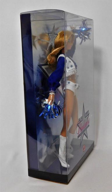 2007 DALLAS COWBOYS CHEERLEADERS™ Barbie® Blonde Model Muse Pink Label_M2316_NRFB