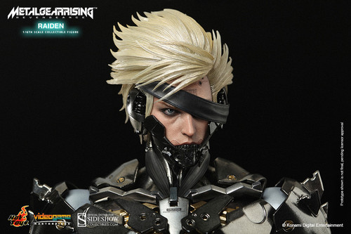 METAL GEAR RISING: REVENGEANCE RAIDEN 1:6 Scale