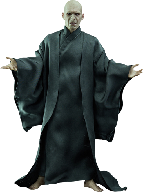 Harry Potter LORD VOLDEMORT in Deathly Hollows 1:6 Scale
