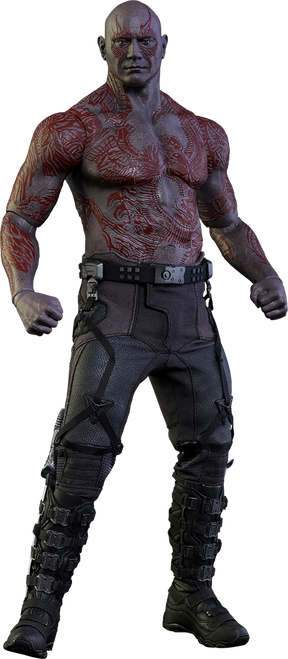DRAX THE DESTROYER 1:6 Figure by Hot Toys