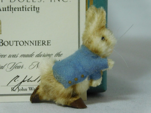Peter Rabbit Boutonniere™ by R. John Wright