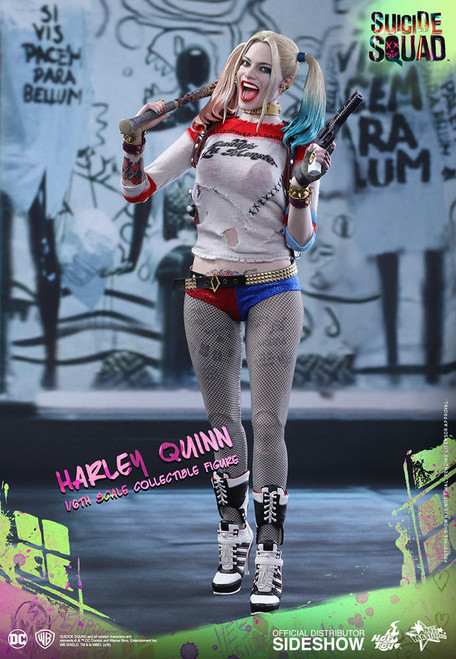 Hot Toys SUICIDE SQUAD HARLEY QUINN 1:6 Scale