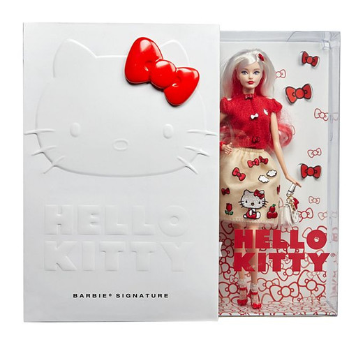 Hello Kitty Signature 2017 Collector Barbie Doll