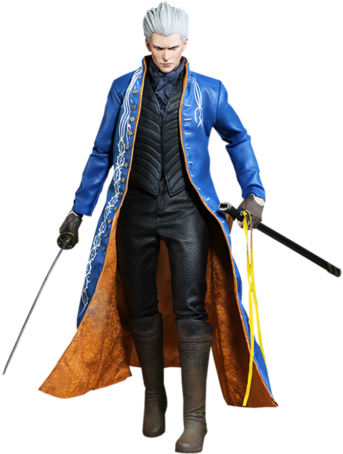 Devil May Cry III: Vergil 1:6 Scale by Asmus