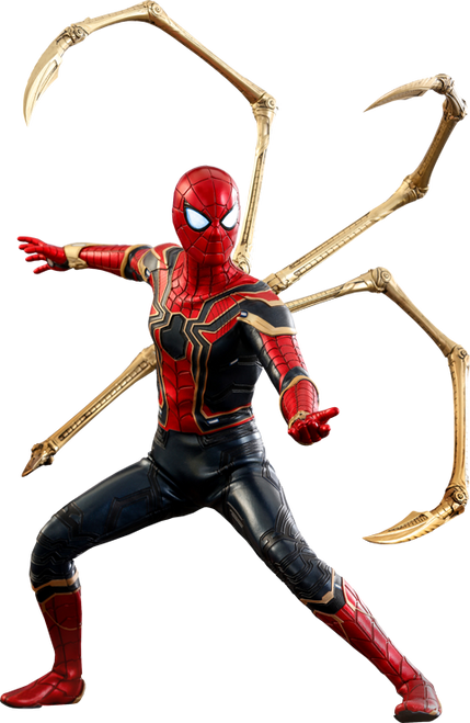 Avengers Infinity War IRON SPIDER by Hot Toys 1:6 Scale