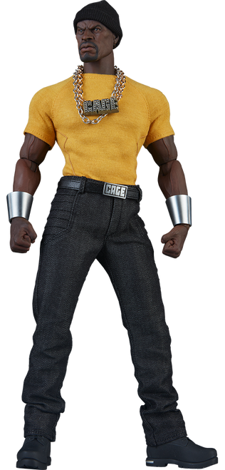 Marvel Defender's LUKE CAGE Sideshow Collectibles 1:6 Scale Action Figure