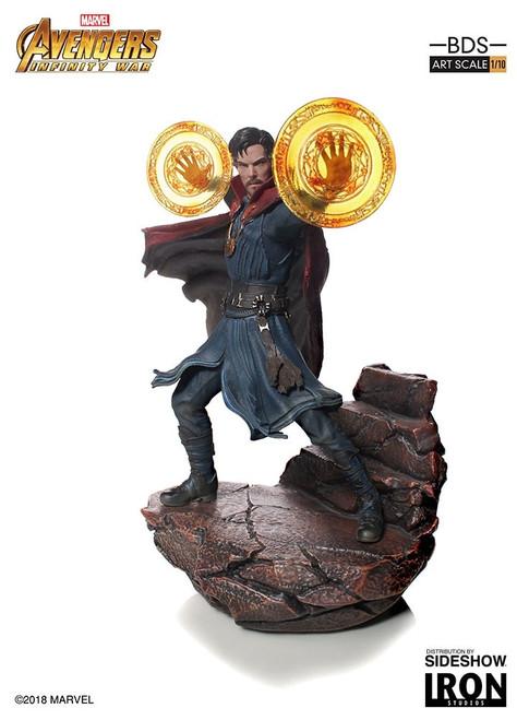Doctor Strange Statue by Iron Studios Avengers: Infinity War - Art Scale 1:10 Battle Diorama Series