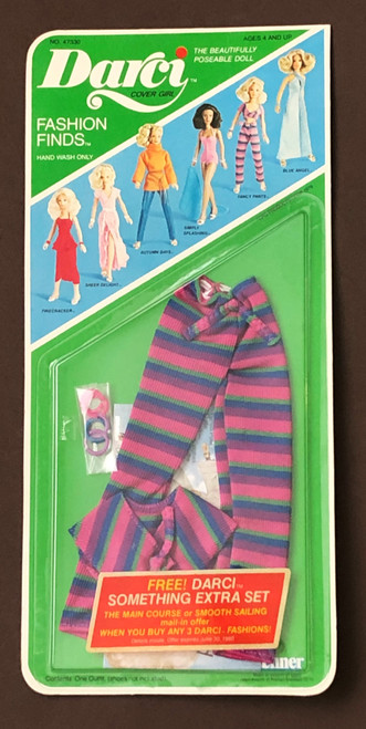 1979 DARCI FANCY PANTS Cover Girl Fashion Finds