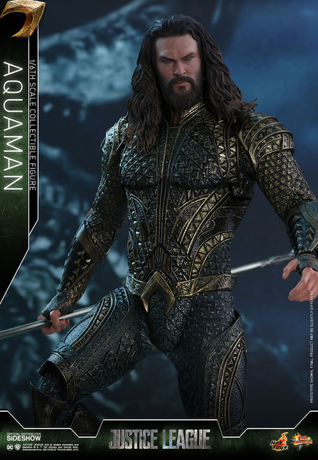 Aquaman (Jason Momoa) 1:6 Scale Figure by Hot Toys