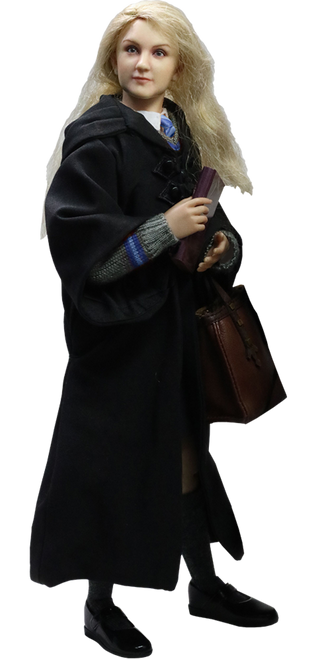 LUNA LOVEGOOD Harry Potter Movie Series Star Ace Toys 1:6 Figure_SA0062