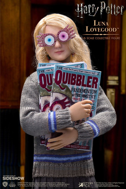 LUNA LOVEGOOD Harry Potter 1:6 Scale Figure by Star Ace