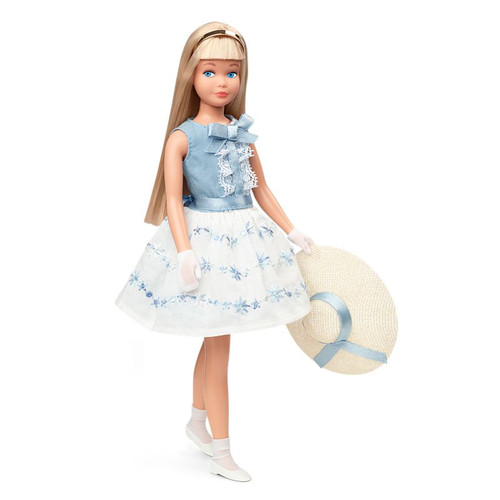 SKIPPER 50th ANNIVERSARY™ Gold Label Barbie® Doll_BCP79