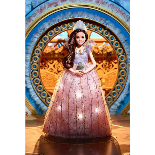 Disney's NUTCRACKER And The FOUR REALMS Clara's Light-Up Dress Barbie