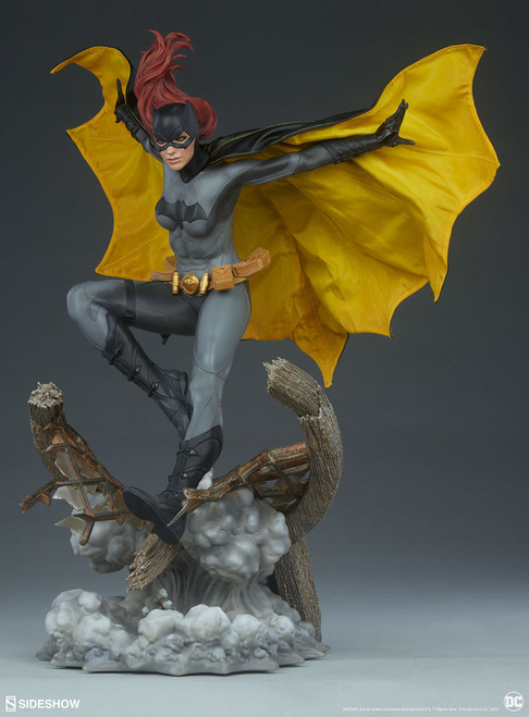 Batgirl Premium Format™ Statue by Sideshow Collectibles #118/1000