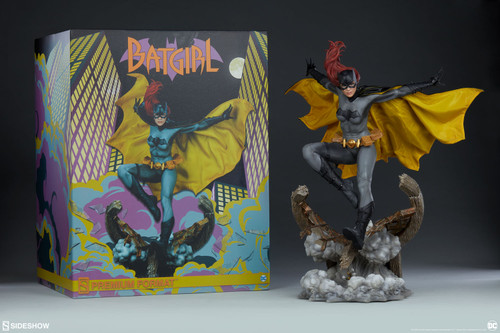 Batgirl Premium Format™ Statue by Sideshow Collectibles