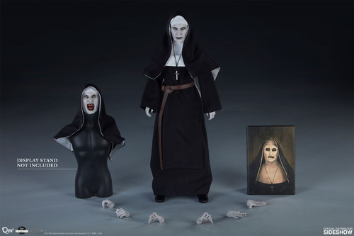 Conjuring Universe: THE NUN 1:6 Scale Figure by QMX