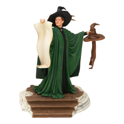 PROFESSOR McGONAGALL Figurine by Wizarding World of Harry Potter (WB)