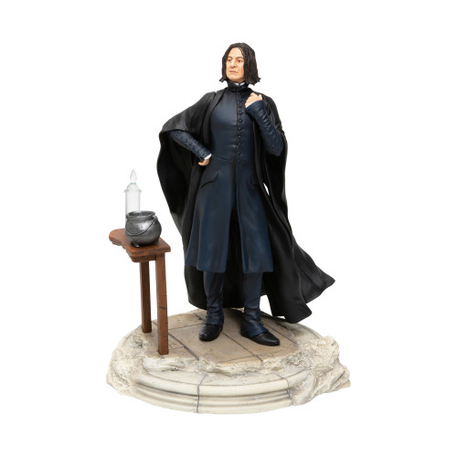 "SEVERUS SNAPE 7.5"" Figurine by Wizarding World of Harry Potter (WB)"