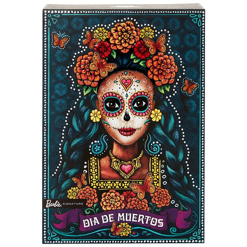 Dia De Muertos™ Barbie® Black Label® Doll