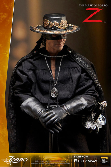 "Alejandro Murrieta ""ZORRO"" - The Mask of Zorro (1998)"