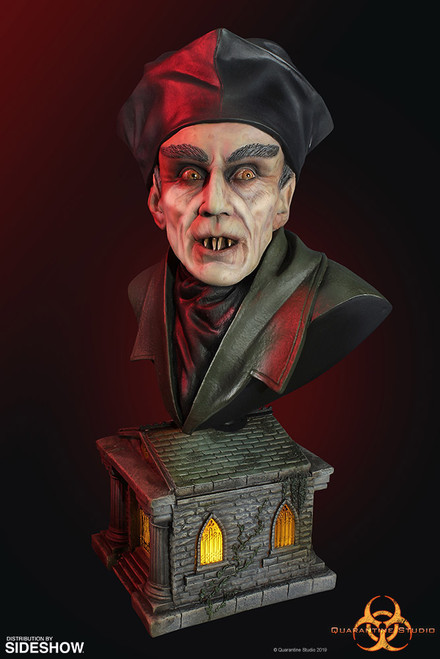NOSFERATU (Count Orko) Bust by Quarantine Studio 1:2 scale