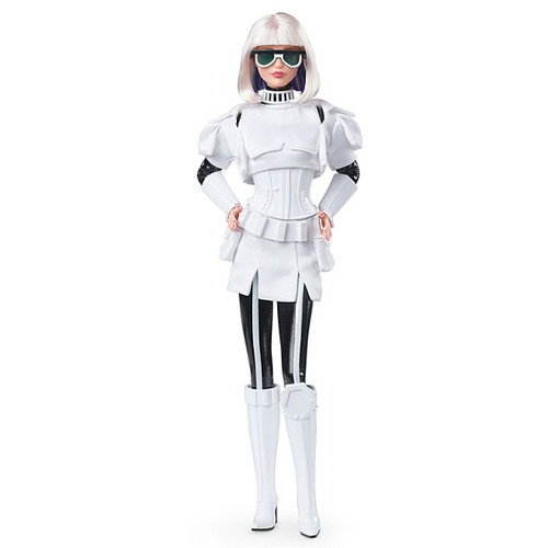 Star Wars™ Stormtrooper x Barbie® Doll _ GLY29