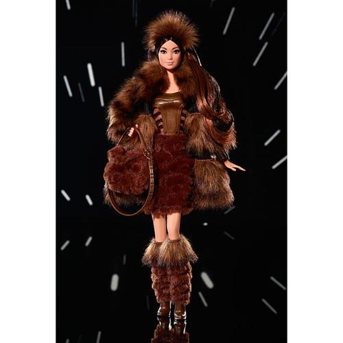 Star Wars™ CHEWBACCA x Barbie® PLATINUM LABEL Doll _ GMM96