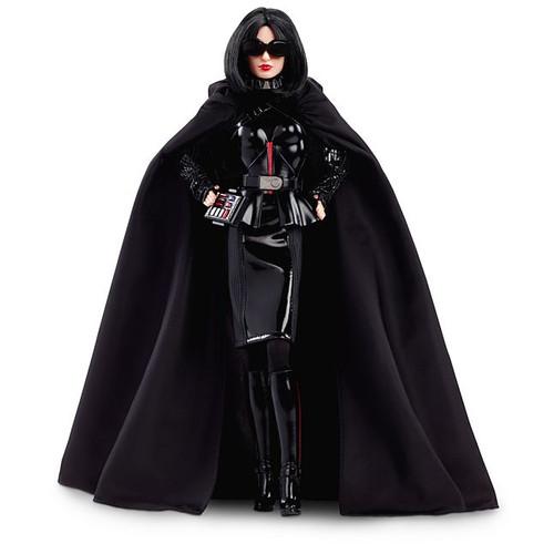 Star Wars™ Darth Vader x Barbie® GOLD LABEL Doll _GHT80