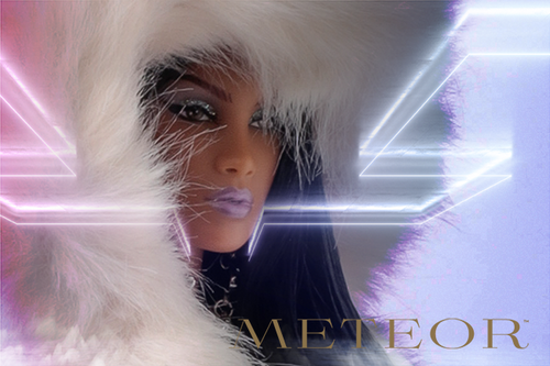 Fashion Royalty Afterglow Keeki Adaeze™ Dressed Doll Meteor™: The Launch